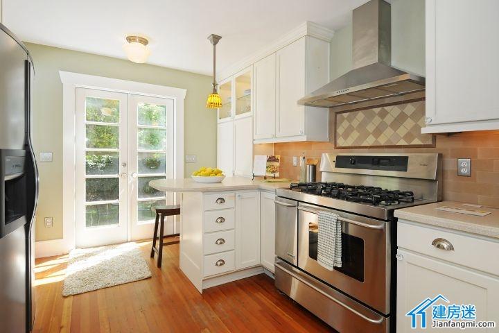 设计图 新农村/新农村自建房设计图之厨房设计