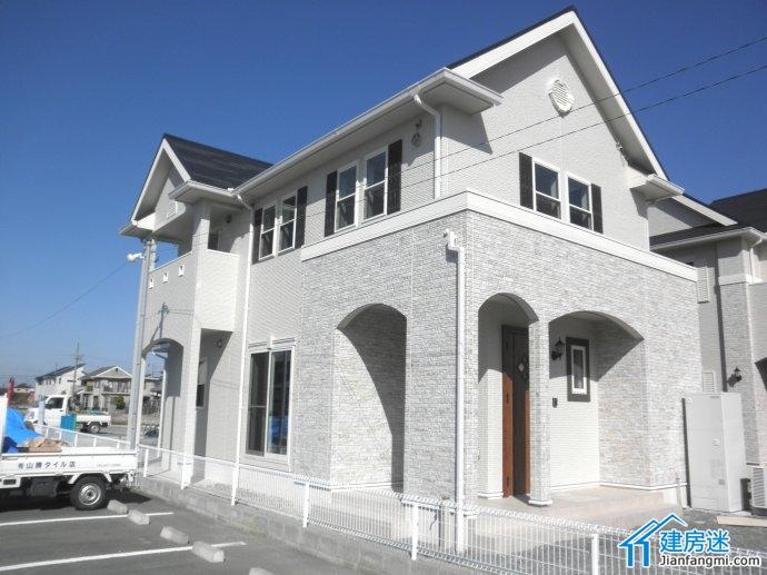 日本现代风格住宅效果图