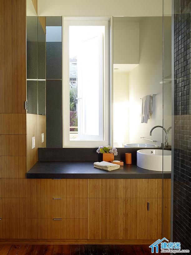 新农村自建房两大间三层双车库房屋设计图,小户型装修设计参考 别墅