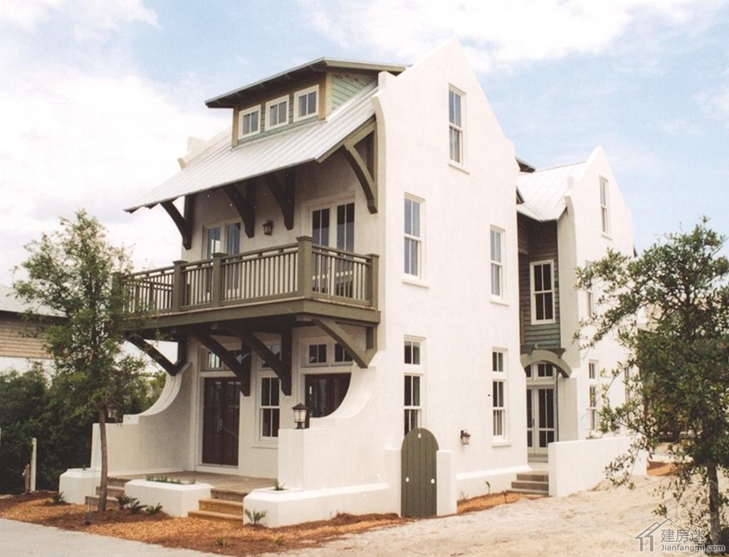 农村自建房狭长地基设计图纸免费下载6米x15米三层适合轻钢别墅
