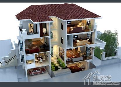 现在南方和北方农村自建房层高多少合适图片