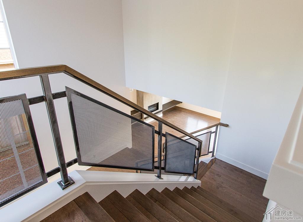 超现代风格别墅设计平面图21米x13米农村轻钢自建房