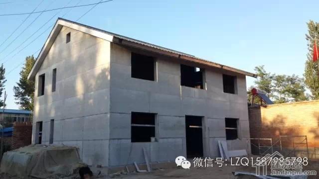 房屋建筑步骤