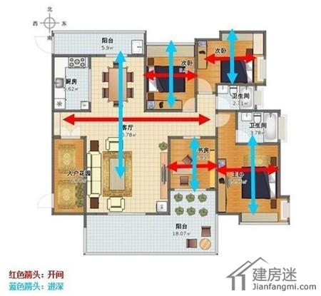 农村自建房内部结构如何设计比较好?
