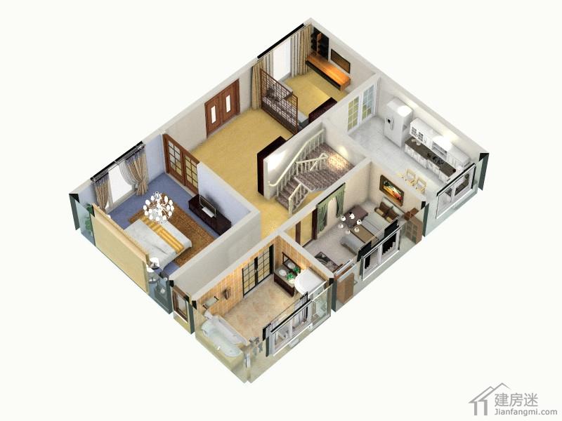 农村盖房子需要注意的几个地方:卫生间