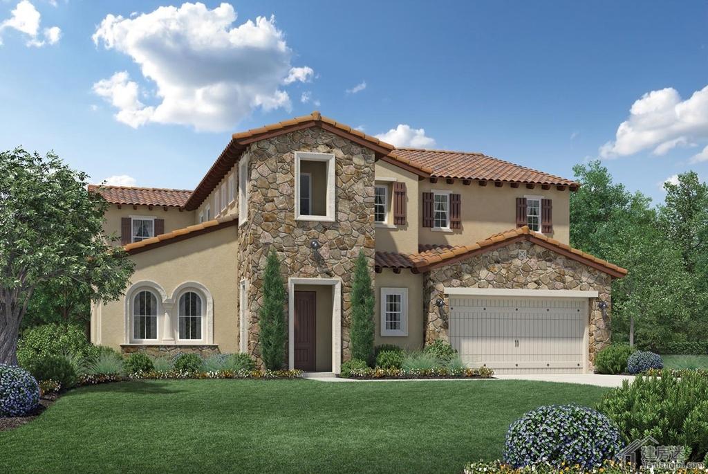 农村自建房屋设计图13米x14米两层三大间轻钢结构设计图免费下载