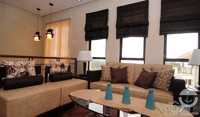 东南亚风格自建房220平米占地14米X10米两层经济型别墅设计图