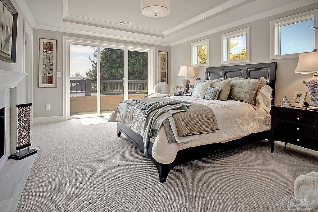 现代简约风格120平米两层带地下室房屋设计图轻钢结构别墅设计平面图