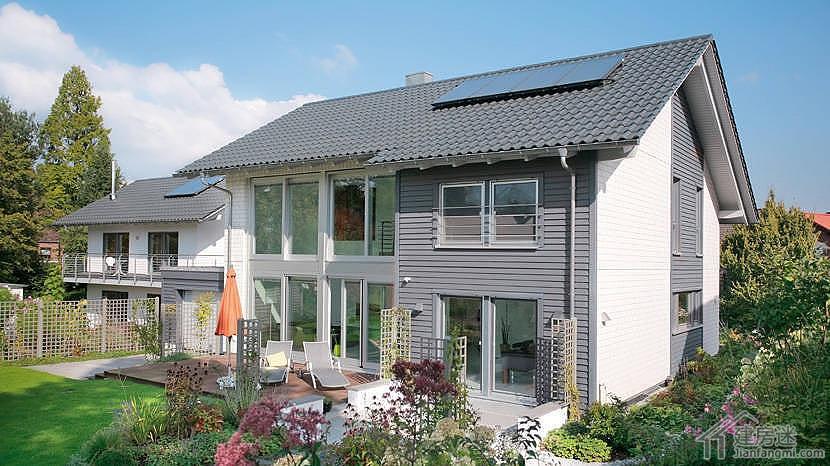 100平米别墅设计图适合北方农村盖房