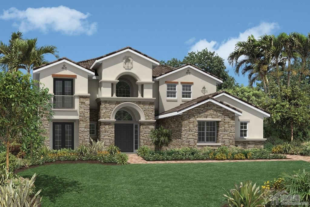 土豪级别农村自建房屋设计图200平米地基