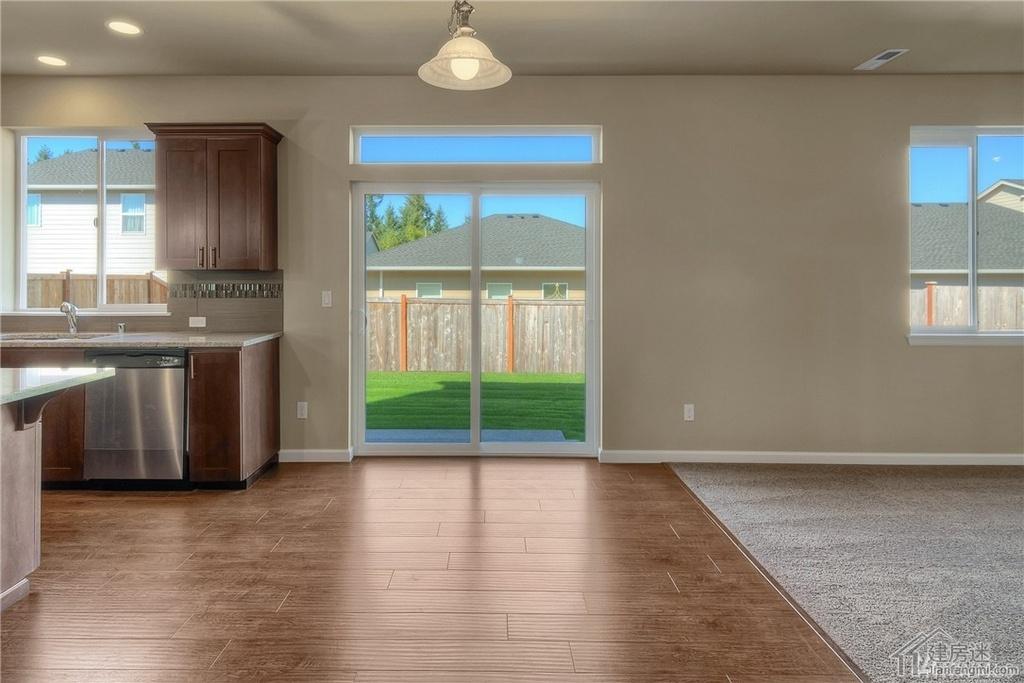 别墅10米x12米两层120平米轻钢轻木结构房屋设计图