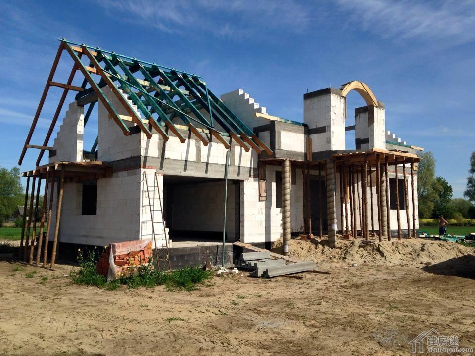 两层150平米新农村自建房设计图参考